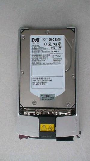 server harddriver
