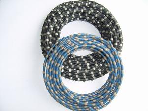 diamond wire rubber