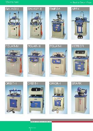 aluminum profile processing machinery
