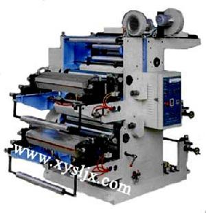 2 flexographic printing machine