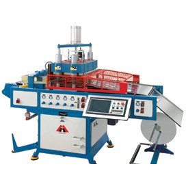 bdps 580 520 air pressured thermoforming machine