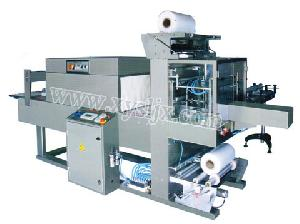 cmx 750a heat shrinking packaging machine sleeve