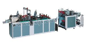 computer control file folder sealing cutting machine