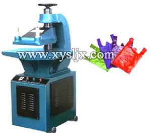 hydraulics pressure rocker raw pressing machine