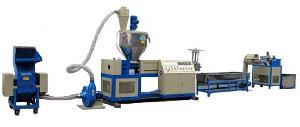 lxb sjp 80 150 feeding crushing pelletizer