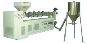 sjz70 140 screw pvc recycling machine