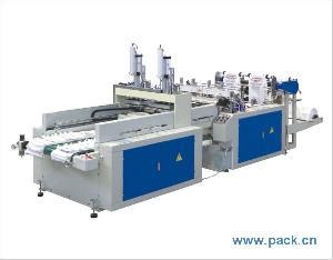 xd 350 450automatic line vest bag machine