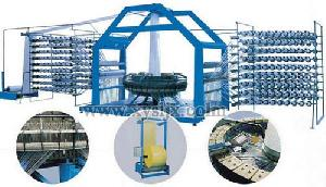 x ydj rolling column 6 shuttle circular loom