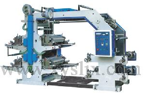 yt four flexo graphic printing machine