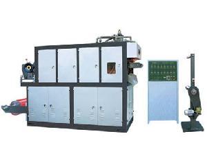 zy660 b thermoforming machine