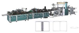 zyd 500b twin line computerized bags sealing cutting machine