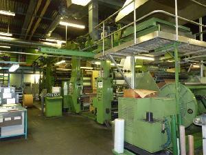 cmf central cylinder – flexo printing machine