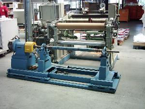 goebel reel slitter optima hydraulik