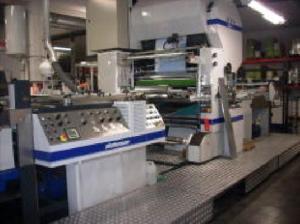 lamination machine steinemann water thermal laminator