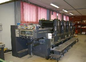 offset machine heidelberg 72 vp 1987