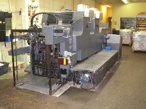 offset machine heidelberg mozp h 1993