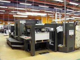 offset machine heidelberg sm 102 2p 1996