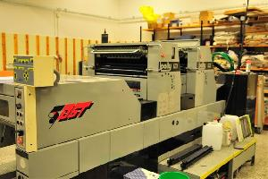 offset machine polly 725 age 1998
