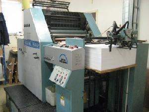 offset machine roland 202