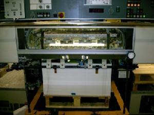 offset printing machine komori 428 es 1995