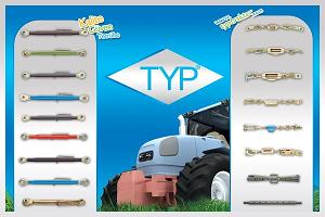 tractor agricultural machines wrought iron