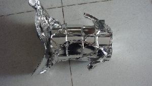 metallized bopp capacitor film sliver