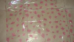 pp sheets flower wrapper