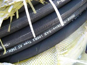 hydraulic rubber hose sae100 r2at