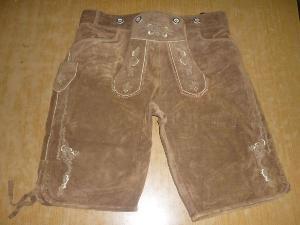 leather bavarian fashion garmetns