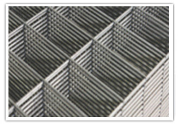 rectangular rib mesh reinforcing welded wire