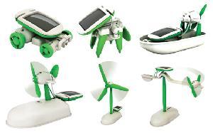 6 1 solar toy