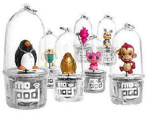 mopods mobile phone charms