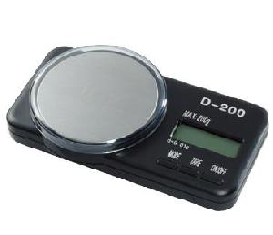 electronic pocket scale d 200 200g 0 01g