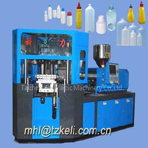 injection bottle blow molding machine