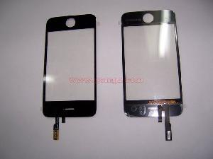 iphone 3g lcd touchpad digitizer lens flex stock