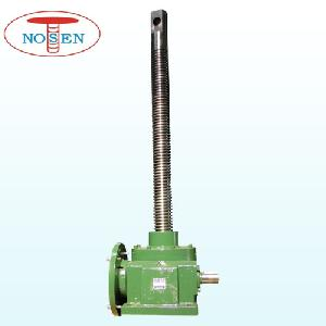 bundle turnover machine screw jack