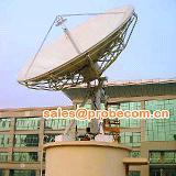 probecom rx c ku band antenna 4 5m