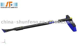 telescopic snow broom