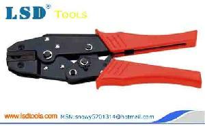 ls 03 crimping tools aluminium casinhg