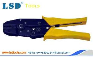 ls 05fl 06fl crimping tools flag non insulated plug connector
