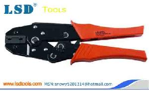 ls 07fl crimping tools 1 25 2 5mm2 flag female insulated connector