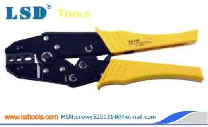ls 103 crimping tools insulated closed terminals cap