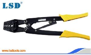 lx 26b crimping plier non insulated cable links