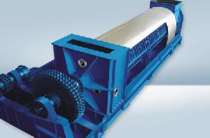 screw press stock preparation paper machinery pulp flow machine