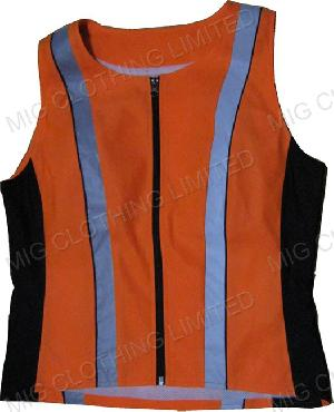 ladies motorcycle vest