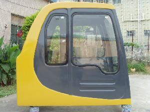 komatsu driving cab