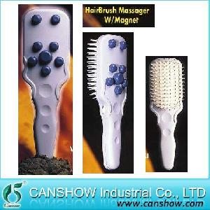 hairbrush massager comb plastic injection