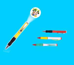 plastic projector ball pen