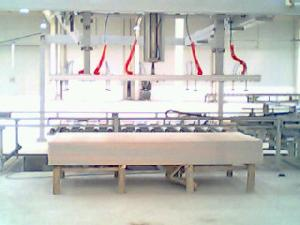 honeycomb wall panel machine