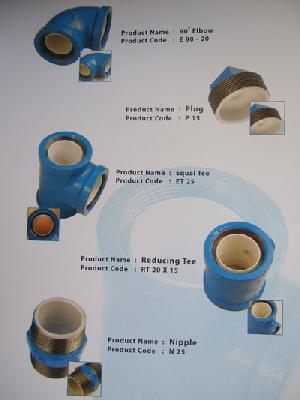 poly steel fittings